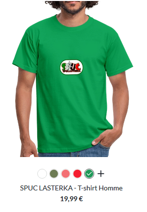 T-shirt homme premium